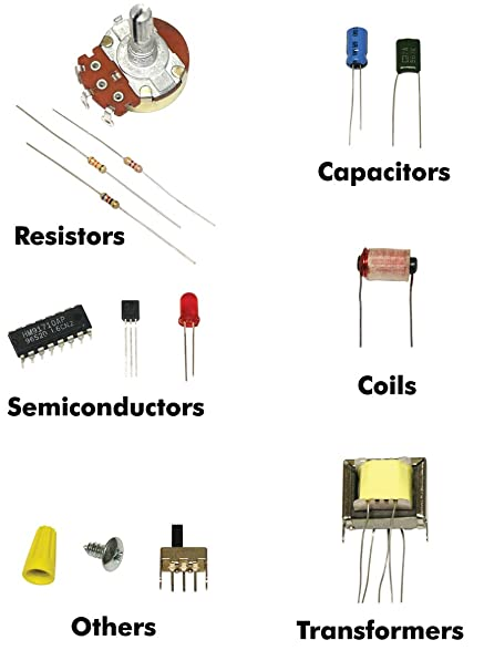 Elenco Electronics ECK-10 Learn About Electronic Components Kit