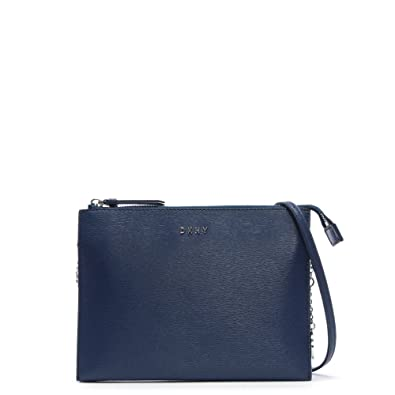 8cc7be40e45 DKNY Bryant Irs Leather Top Zip Cross-Body Bag  Amazon.co.uk  Shoes   Bags