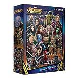 1000Piece Jigsaw Puzzle MARVEL Avengers Infinity War V