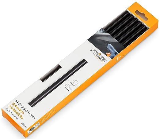 9 opinioni per Steinel Stick di Colla Nera con Diametro di 11 Mm, Cartucce di Colla a Caldo