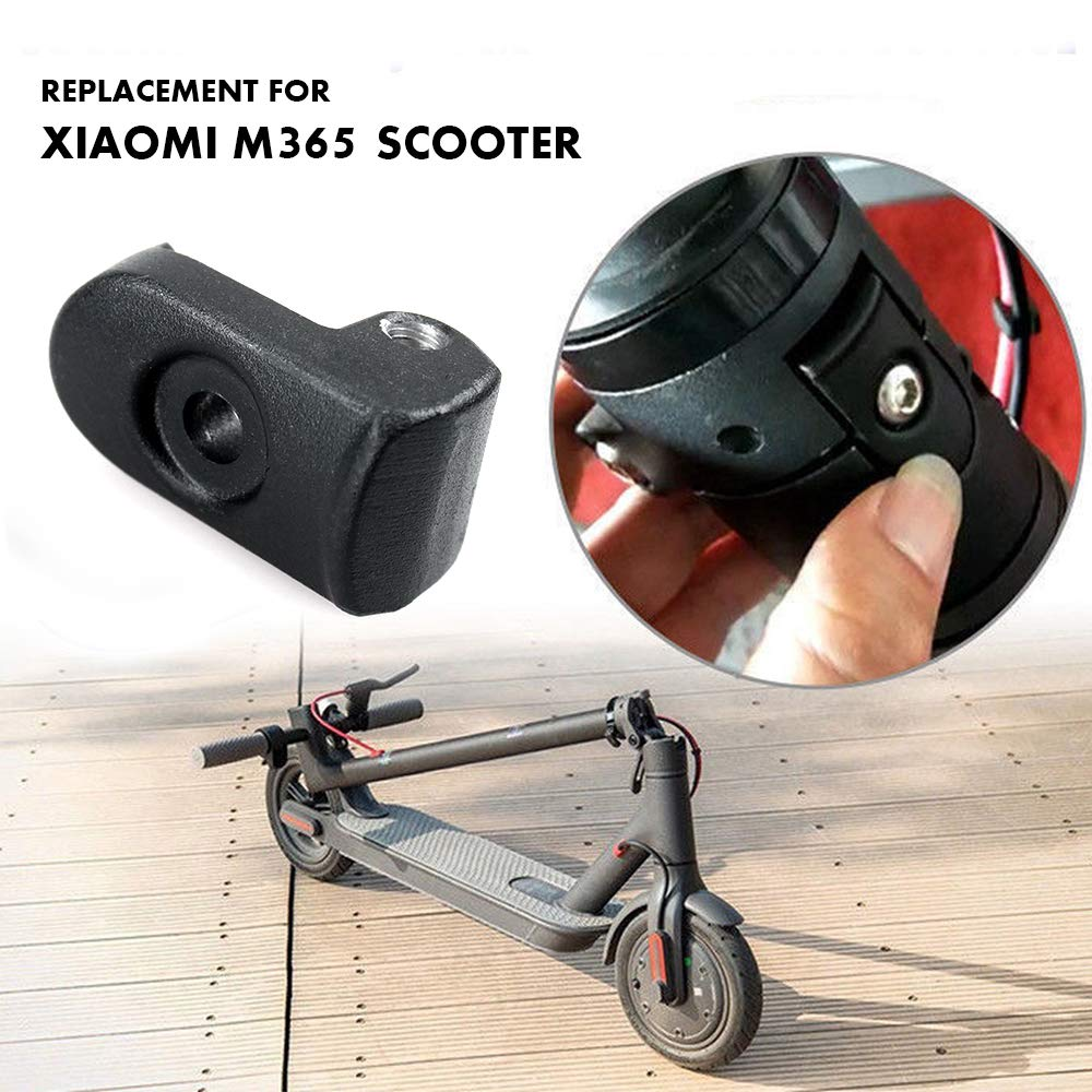 Electric Scooter Folding Metal Hook for XIAOMI M365, Balance Bike Front Folding Buckle Clasp Fixed Peg Hooks Hoverboard Folding Hooks Rod Assembly ...