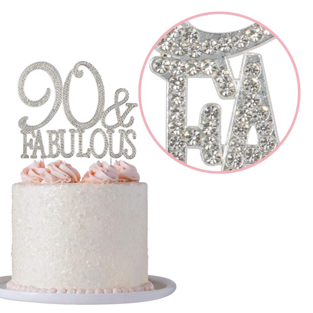 15 Quinceaera GOLD Birthday Cake Topper