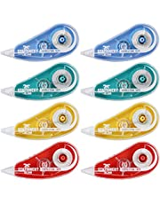 Stationery Island Correction Tape 5m x 5mm – Correction Mouse Pack of 8