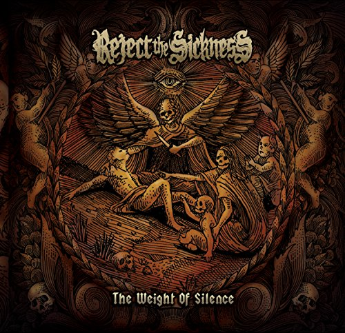 Reject The Sickness - The Weight Of Silence - CD - FLAC - 2018 - DeVOiD Download