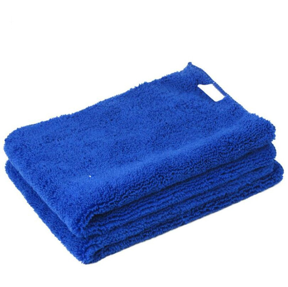 TTOP Wiping Towel 3040cm Thicker Version of fine Fiber waxing Wipe Towel 20pcs (20pcs)