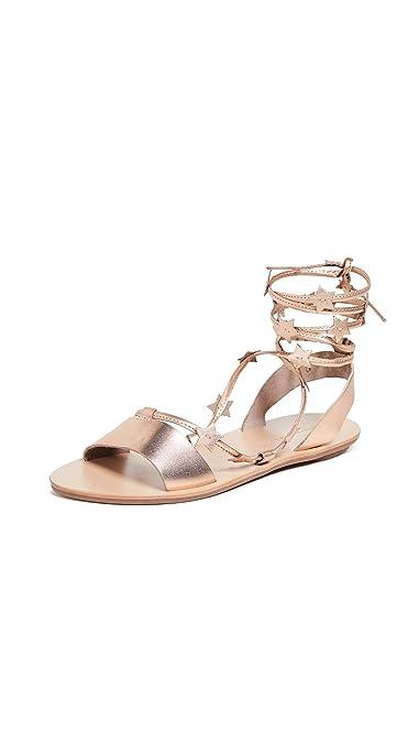 ace40a1036e0 Amazon.com  Loeffler Randall Women s Starla Ankle Wrap Sandals  Shoes