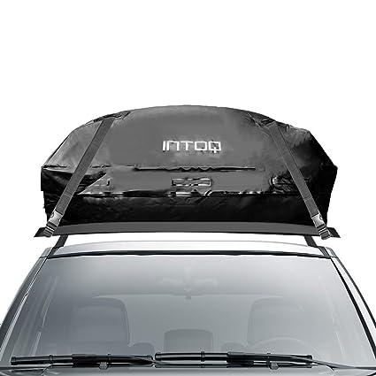 Amazon.com: Intoq - Bolsa de techo para coche - Bolsa ...