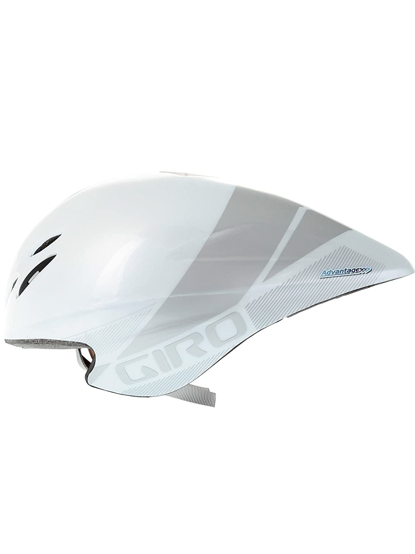 Casque De V/élo Giro 2015 Advantage Blanc-Argent S 51-55Cm , Blanc