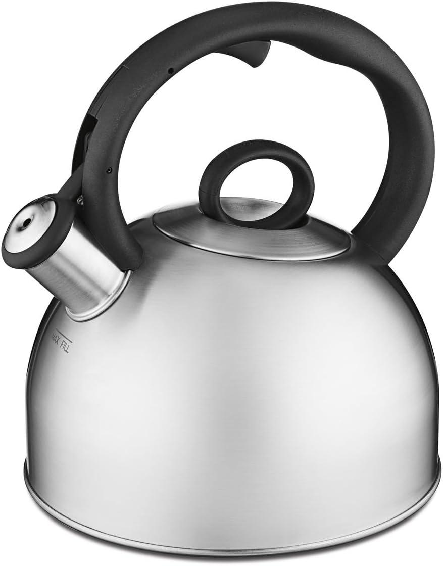 Cuisinart CTK-SS17 Aura Stainless Steel Stovetop Tea kettle