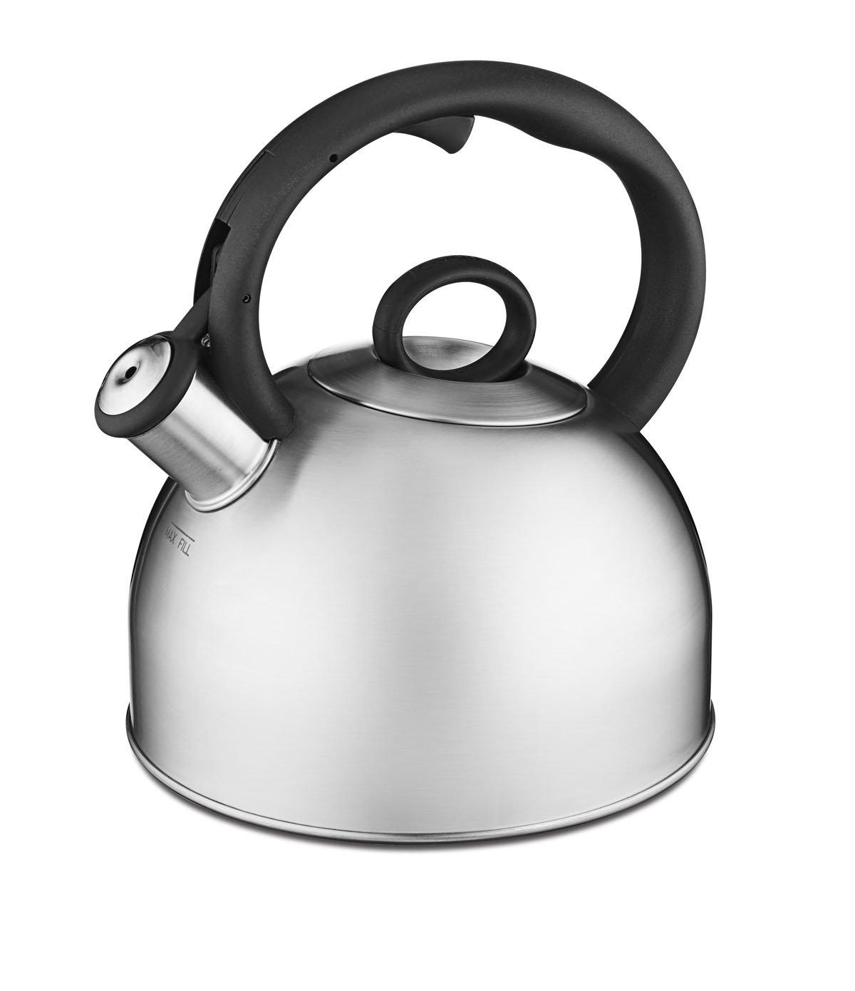 Cuisinart CTK-SS17 Aura Stainless Steel Stovetop Teakettle, 2QT. by Cuisinart