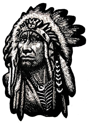 realistic-chief-native-american-indian-logo-patch-sew-iron-on-embroidered