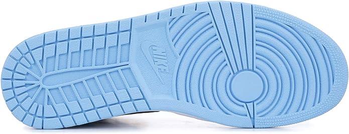 Amazon Com Air Jordan 1 Retro High Og Blue Chill Womens