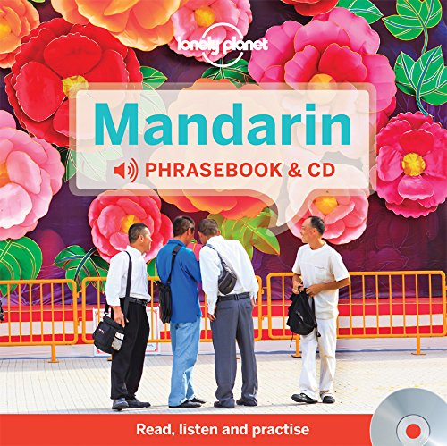 Lonely Planet Mandarin Phrasebook and Audio CD...