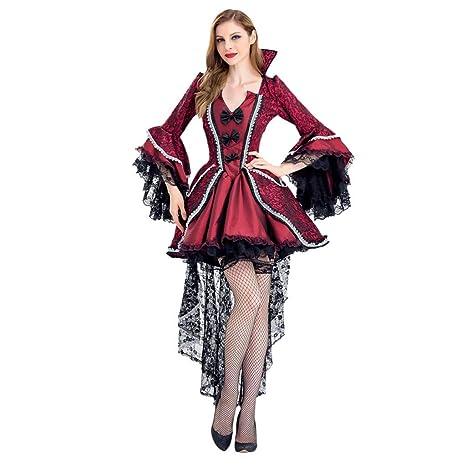 Disfraces de vampiro sexy de Halloween para mujer, vestido de ...
