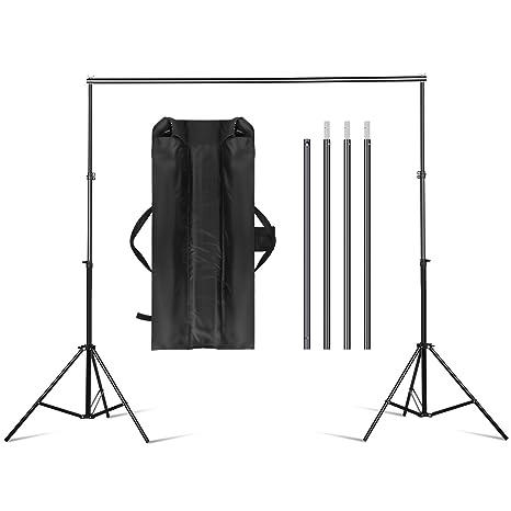 ✧WESSPER/® Tuyau pour aspirateur Philips Expression FC8611//01 /ø32mm, 200cm, noir