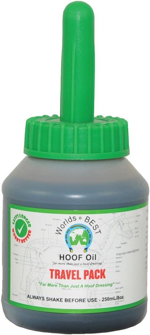 Jacks, INC. World's Best Hoof Oil - 8 Ounces