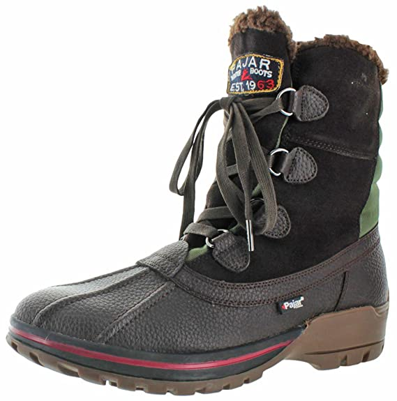 Canada Men's Banff 2 Boot Boots Dark Brown 45 D(M) EU
