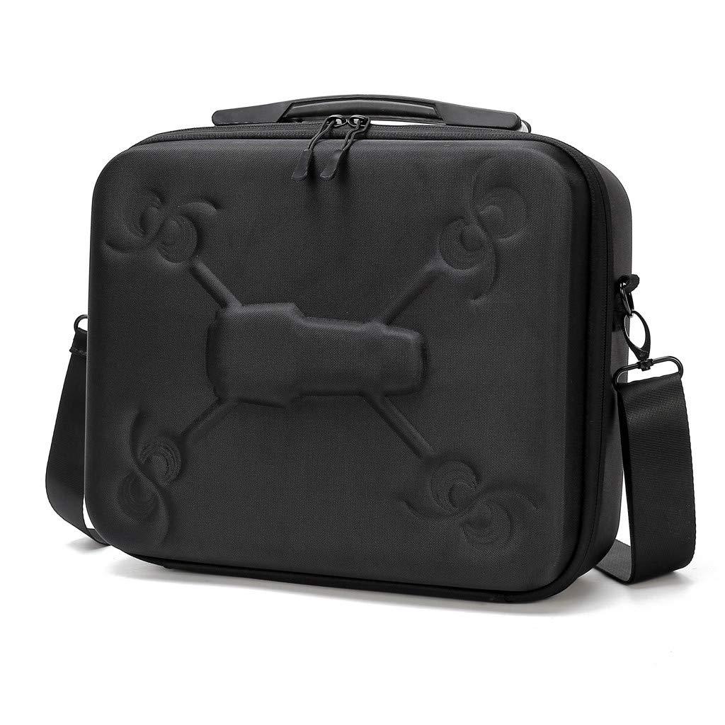 Tuu Waterproof Portable Storage Bag Carry Case for DJI Mavic 2 & Smart Controller (Black) by Tuu (Image #4)