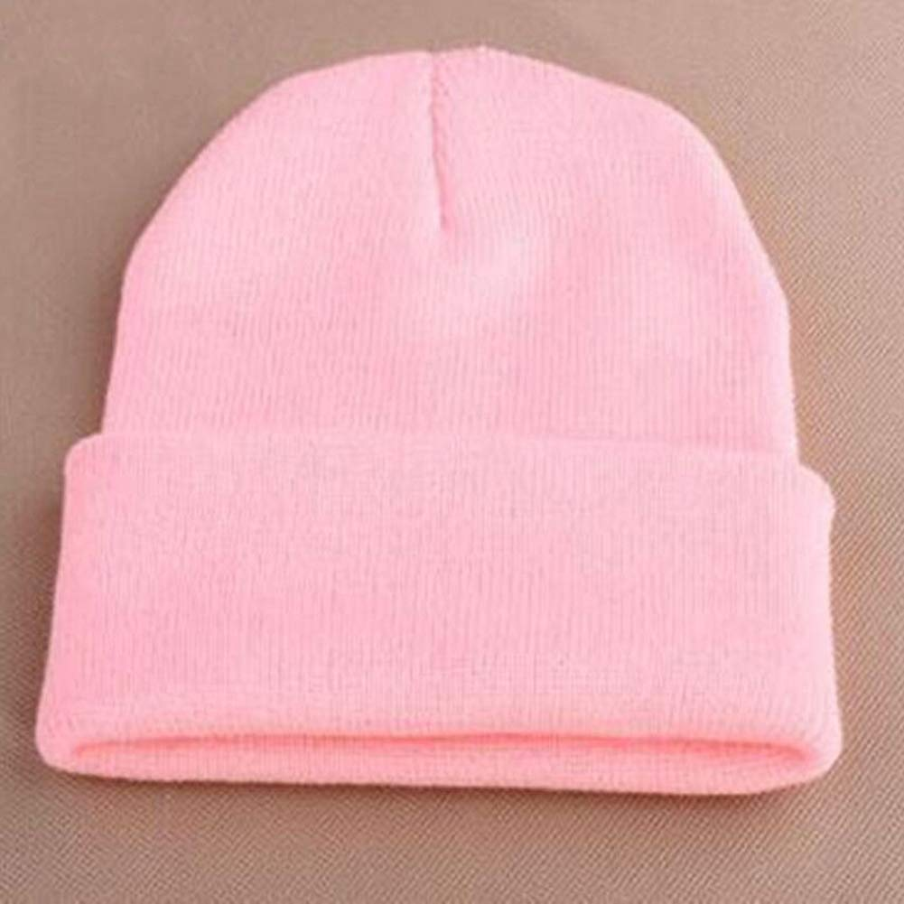 Amazon.com  Usaboutall Direction The Trend Men s Women s Beanie Knit Ski  Cap Hip-Hop Winter Warm Unisex Solid Color Hat - Army Green Pink  Garden    Outdoor 20eada77c