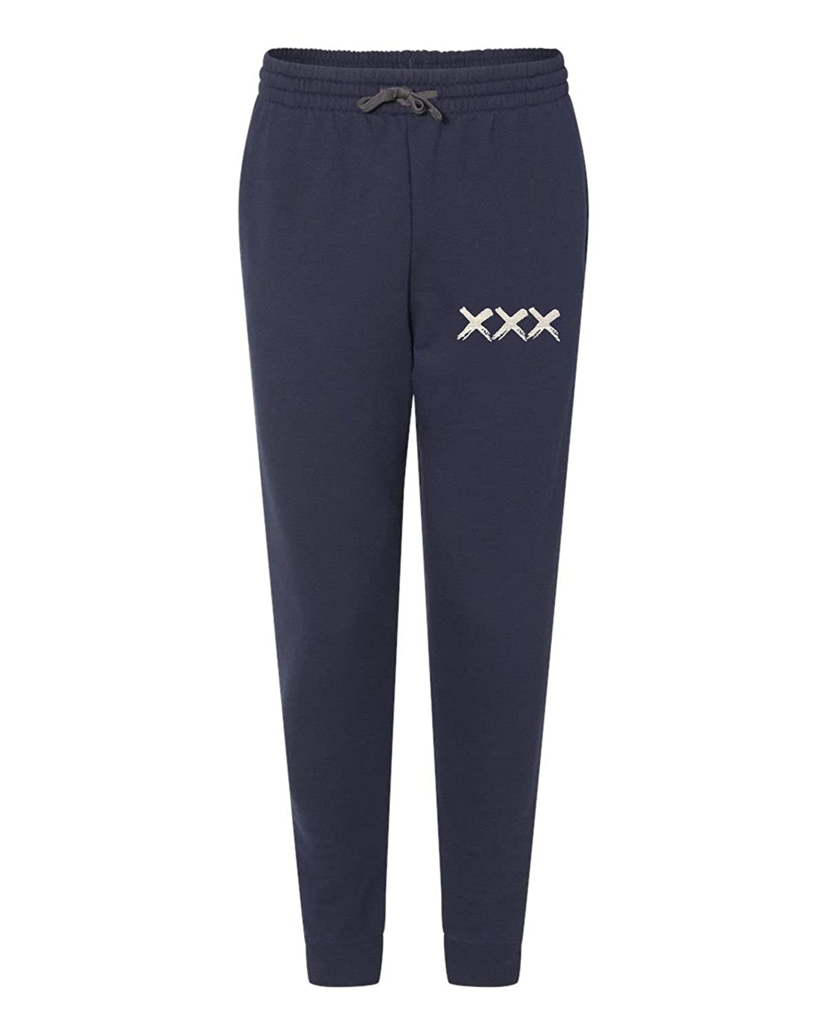 Go All Out Adult XXX Embroidered Joggers