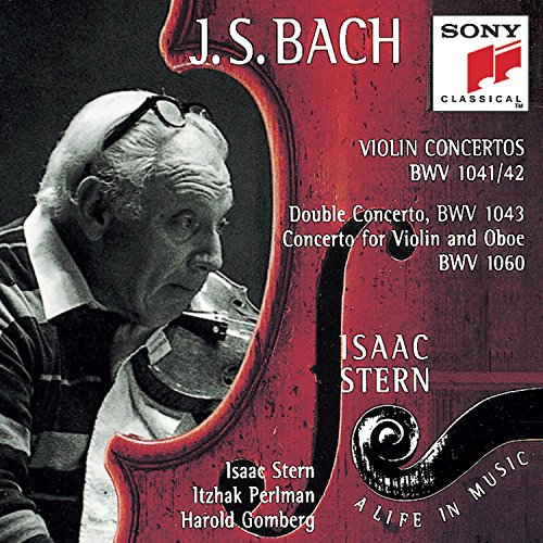 Price comparison product image Bach: Violin Concertos BWV 1041, 1042, 1043, 1060