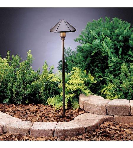 Kichler 15826AZT LED Path Light Transition Landscape 12V LED Path/Spread