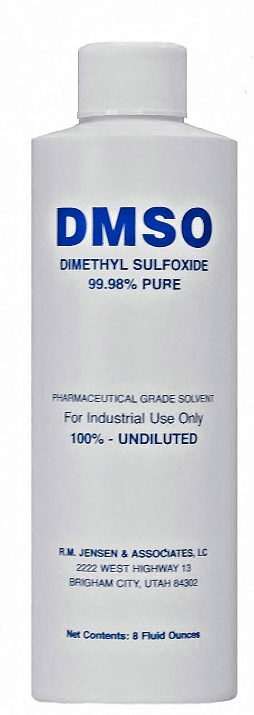 PHARMACEUTICAL GRADE DMSO 99.98% DIMETHYL SULFOXIDE R.M. Jensen & Associates L.C.