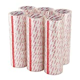 I Go 1.8 Mil Clear Packing Moving Shipping Storage Box Sealing Wholesale Packaging Tape, 36 Rolls