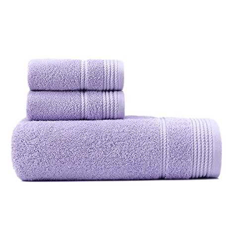 HLYT-Toalla Toallas de baño para Adultos Extra Grande Set Lady Tube Superior absorción de