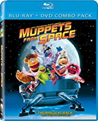 The Muppets are back in a new zany comedy, Muppets From Space. The Muppets embark on a hilarious extraterrestrial adventure in hopes of finding out about Gonzo's past, and discover that Gonzo's family members are aliens from a distant planet!...