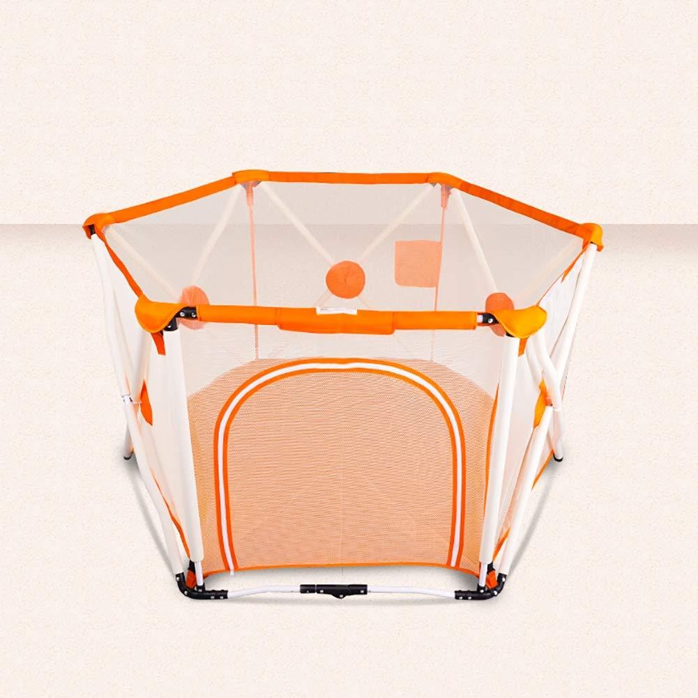 【高い素材】 ポータブルPlaypensは、ペンの屋内屋外の子供を再生ボールペン玩具の遊び場、オレンジ&6パネル (色 (色 : Style 1) Style B07GK5759P Style 1 B07GK5759P, ハート Online Shop:88a427d1 --- a0267596.xsph.ru