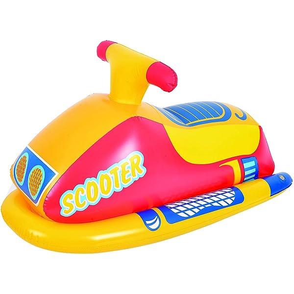 Moto de Agua Hinchable Bestway Race Rider: Amazon.es: Juguetes y juegos