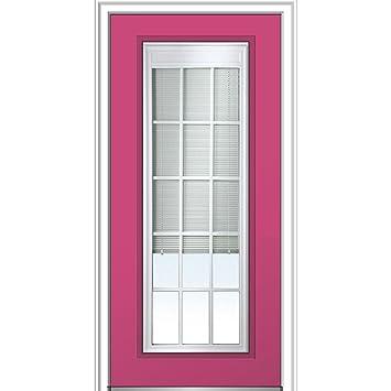 Amazon Mmi Door 32 In X 80 In Internal Blinds Gbg Lowe Glass