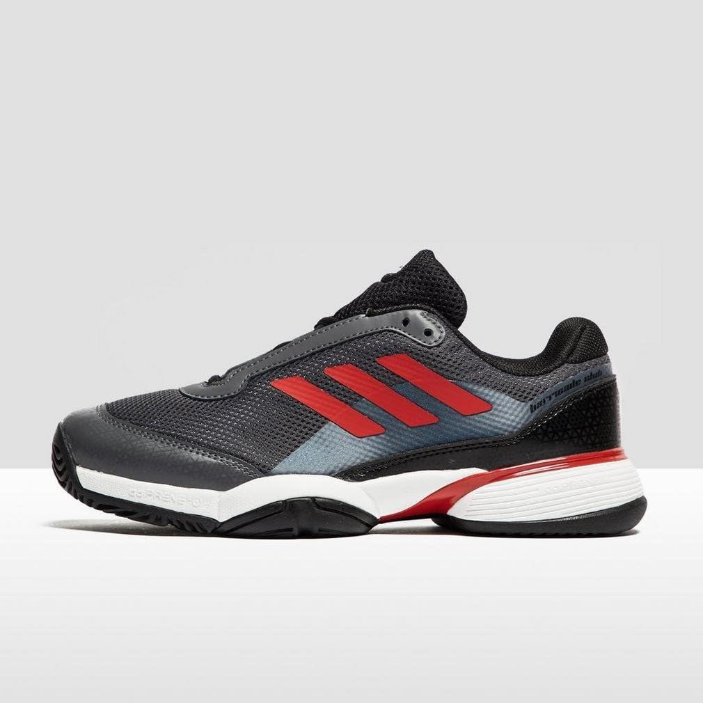 adidas BARRICADE CLUB XJ, Negro, 38: Amazon.es: Zapatos y complementos