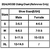Anti Blister Running Socks,ZEALWOOD Men's Running