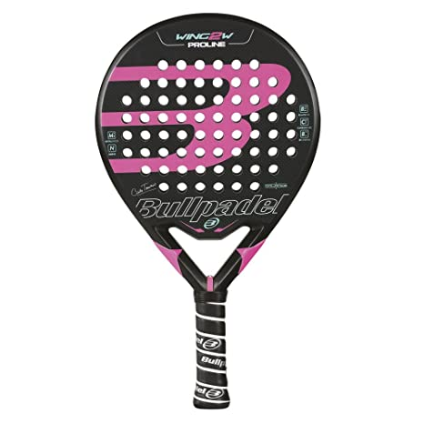 Pala de pádel de Mujer Wing 2 Woman 17 Bullpadel: Amazon.es ...