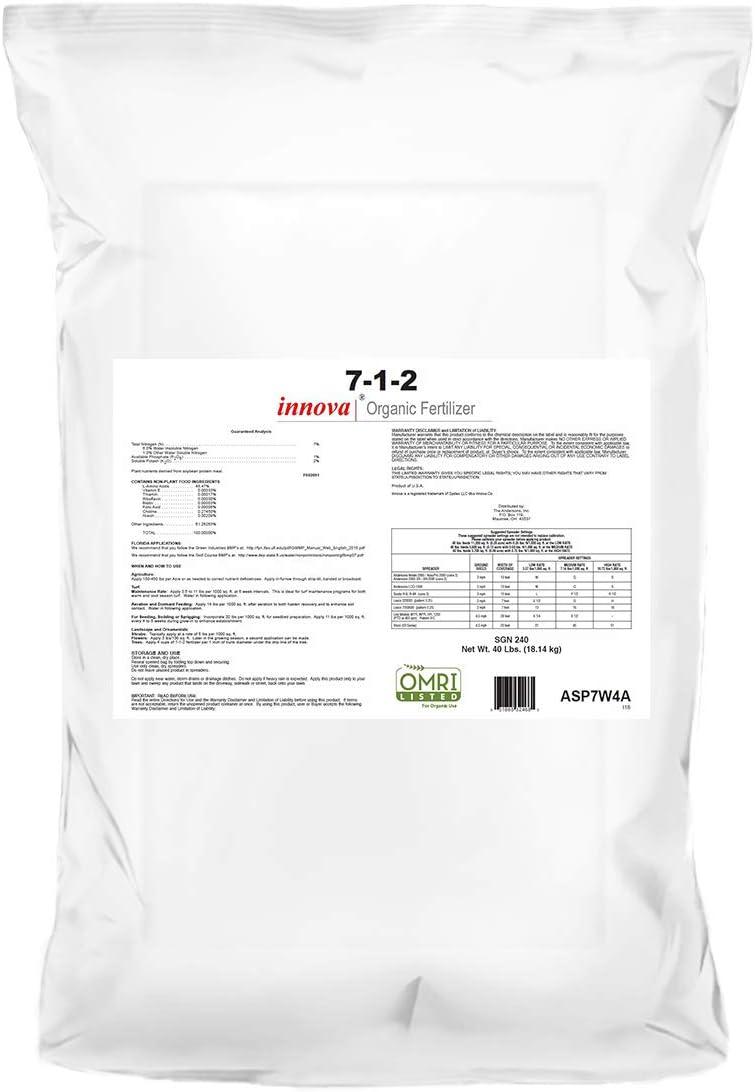 The Andersons 7-1-2 Innova Organic Fertilizer