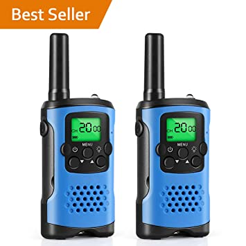 walkie talkies for kids toys for 3 12 year old boys 2 way radio