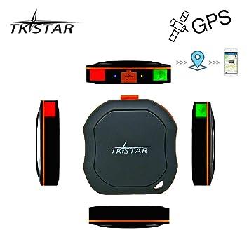 Rastreador Localizador para Coches GPS Coches Localizador GPS Tracker Localizador Moto Prevenga a Los Ancianos y