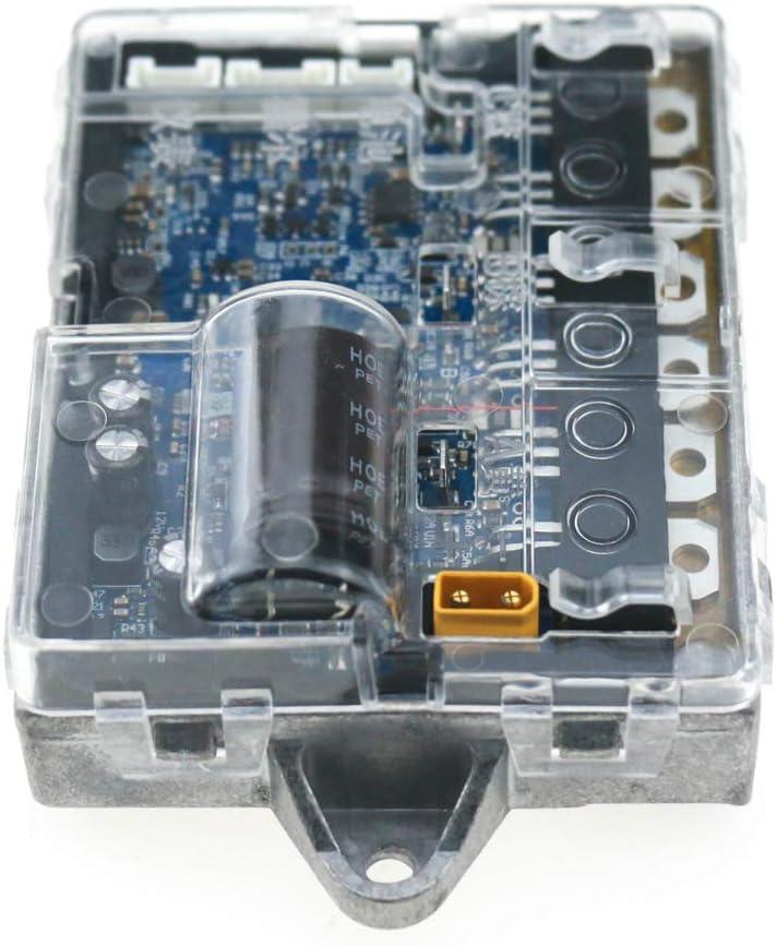 Lechnical Scooter eléctrico Accesorio monopatín Controlador Placa de Circuito Controlador para Xiaomi Mijia M365 Pro Placa Base Placa Base Scooter eléctrico