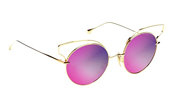 d7411a7f6d5 Amazon.com  Dita Believer Sunglasses 52mm Purple  Dita  Clothing