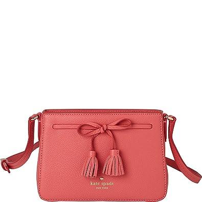0d19ea49f Amazon.com: Kate Spade New York Women's Hayes Street Eniko Warm Guava  Handbag: Shoes