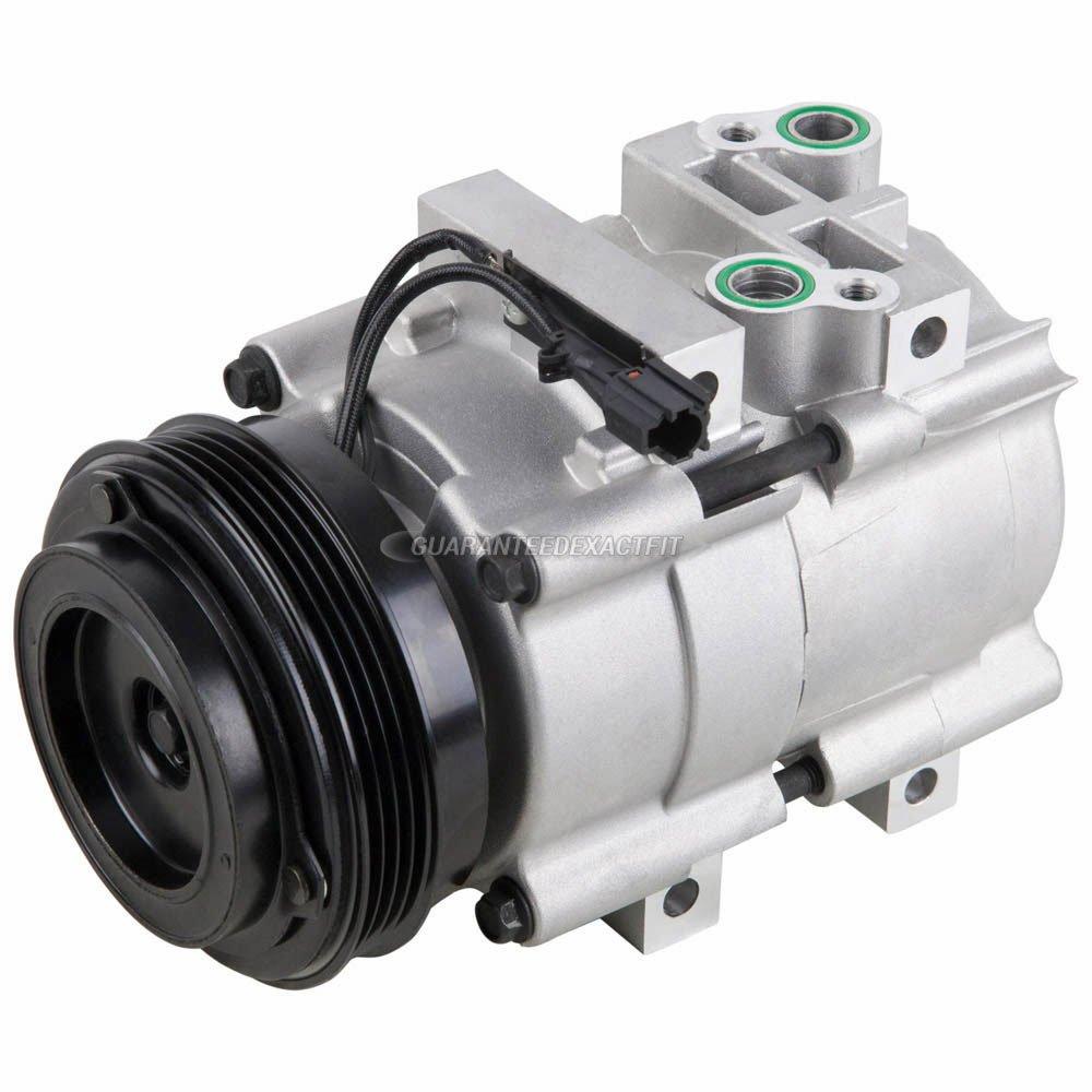 A//C Compressor W//Cluth For 2004 2005 2006 Kia Amanti 3.5L Santa Fe 01 XG300