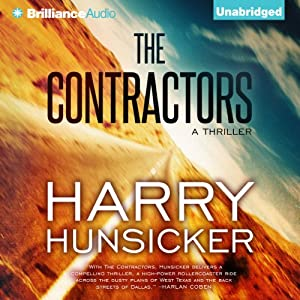 The Contractors Hörbuch