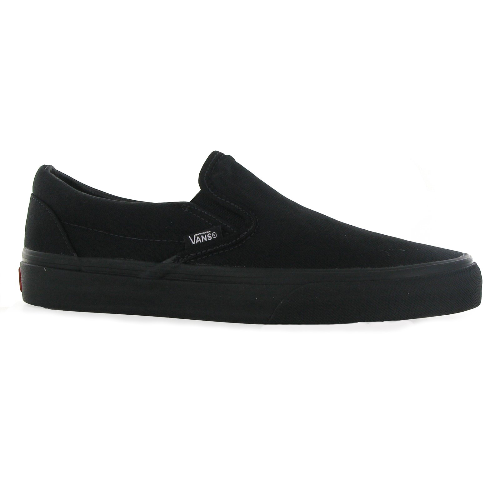 Vans U Classic Slip-On Black/Black VN000EYEBKA 8 B(M) US Women / 6.5 D(M) US Men