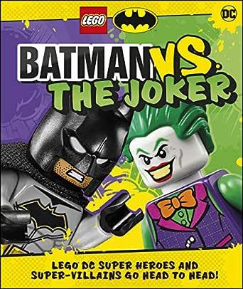 LEGO Batman Batman Vs. The Joker: with two LEGO ...