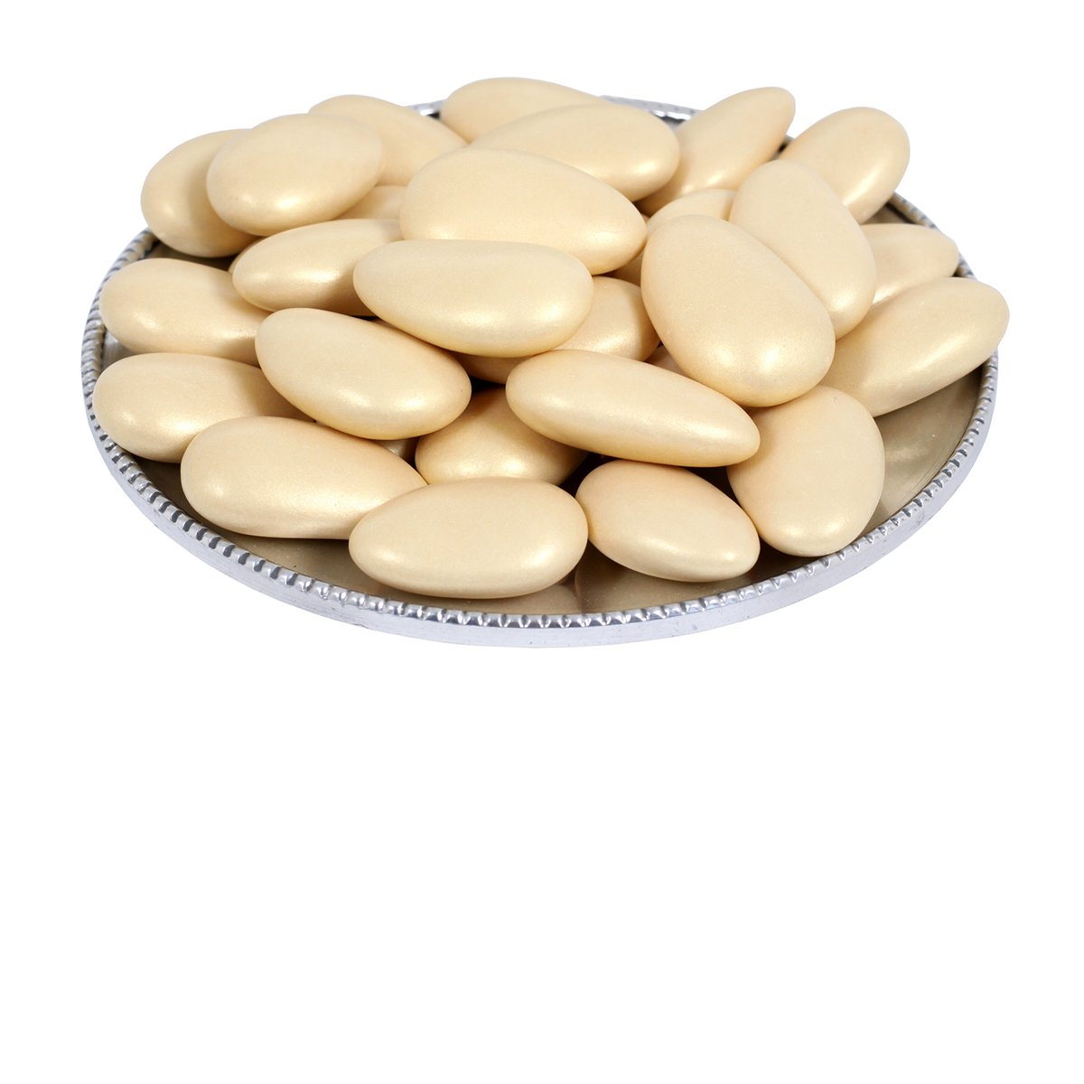 Amazon.com : 1lb. Gold Jordan Almonds - Patchi : Nut Cluster Candy ...