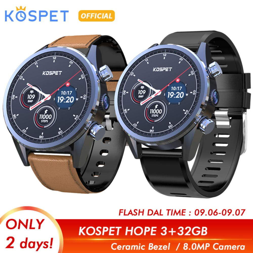 Relojes Inteligentes Hope 3Gb 32Gb Bluetooth GPS 39 4G ...