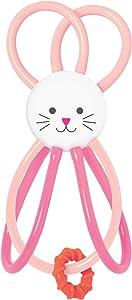 Manhattan Toy Winkel Rabbit Rattle & Sensory Teether
