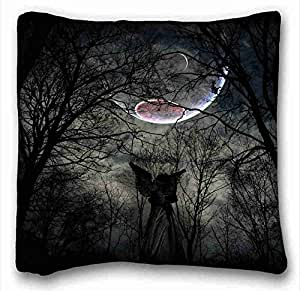 Custom Characteristic Animal Custom Zippered Pillow Case 16x16 inches(one sides) from Surprise you suitable for Queen-bed